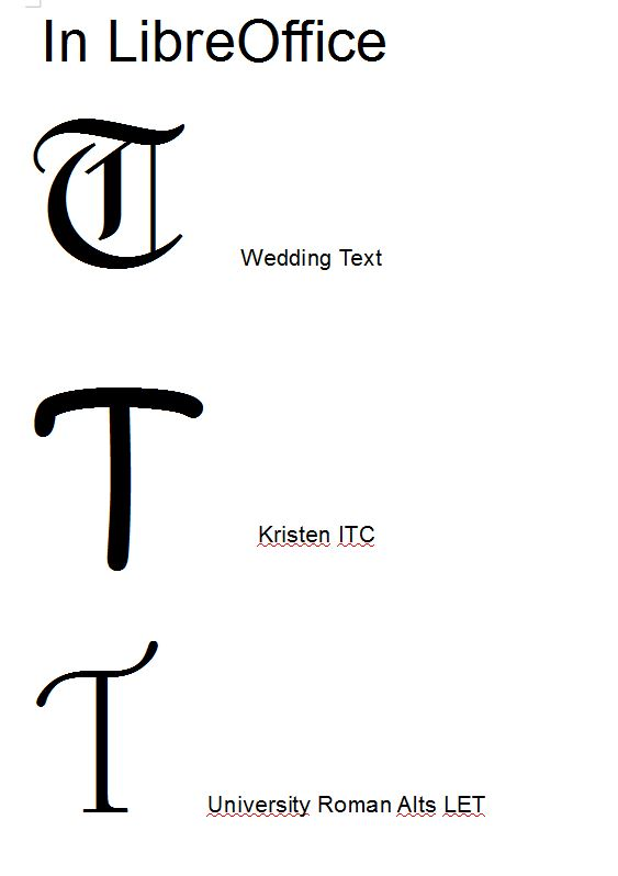 ArtRage cuts Letters of some Fonts