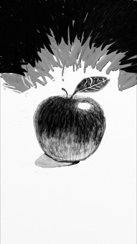 Click image for larger version.  Name:Apple drawing.jpg Views:101 Size:188.2 KB ID:95572