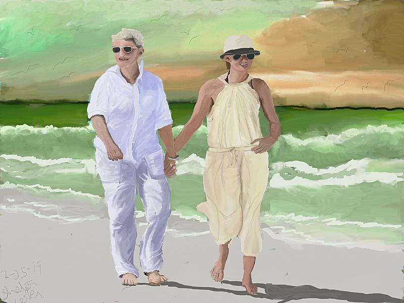 Click image for larger version.  Name:#55 Ellen and Portia.jpg Views:22 Size:220.2 KB ID:97355