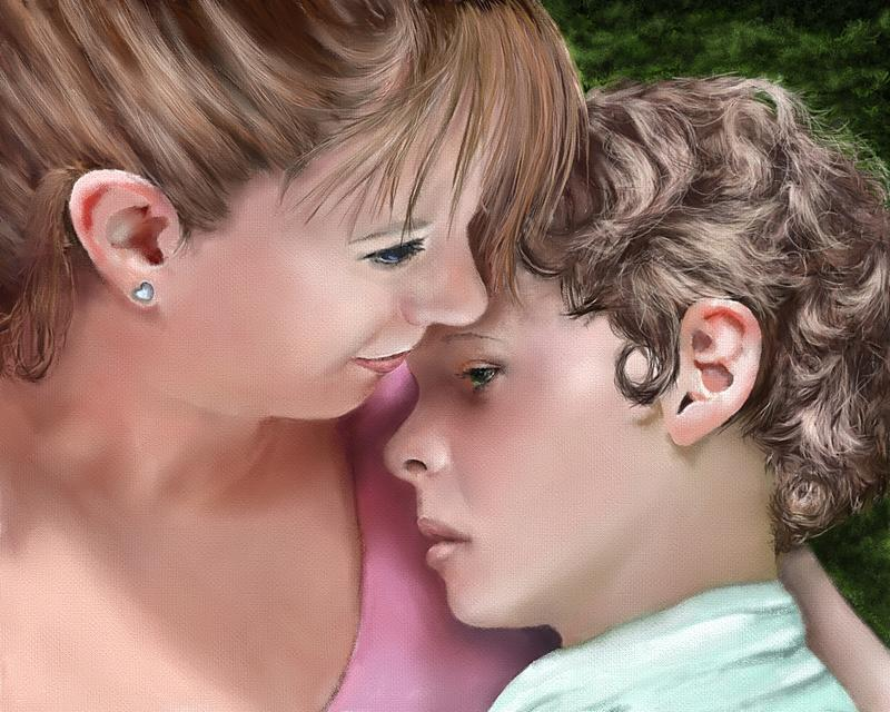 Click image for larger version.  Name:mother and child pencil finished.jpg Views:20 Size:247.0 KB ID:101573