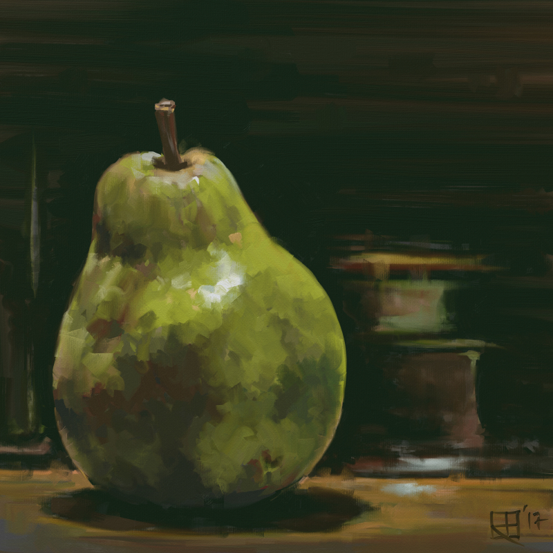 Click image for larger version.  Name:The Pear Apparent 800px.jpg Views:51 Size:49.6 KB ID:93664