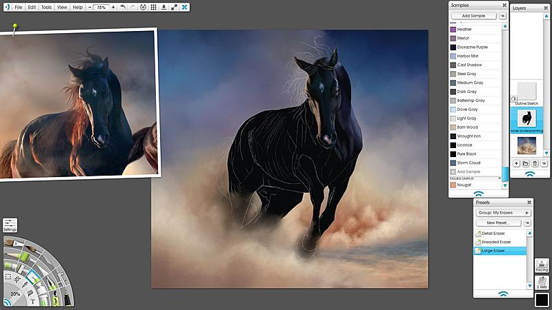 Click image for larger version.  Name:Gypsy Spirit WIP 1.JPG Views:137 Size:196.4 KB ID:89975