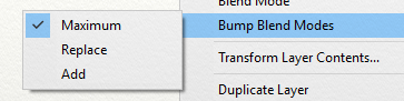 Name:  bump mode.png