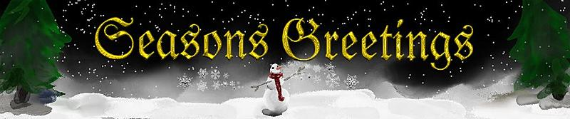 Click image for larger version.  Name:seasons greetings artrage snowman banner.jpg Views:182 Size:43.0 KB ID:88551