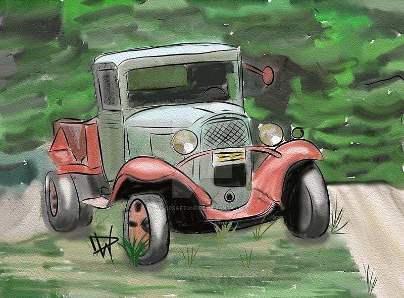 Click image for larger version.  Name:antique_truck_by_bushcraftonfire-d9b18ui.jpg Views:49 Size:241.5 KB ID:87650