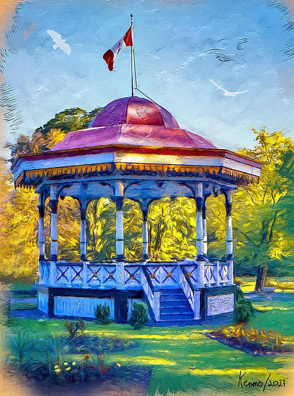 Click image for larger version.  Name:Gazebo at Halifax Public Gardens {2021}=KRM02.jpg Views:2 Size:436.2 KB ID:101767