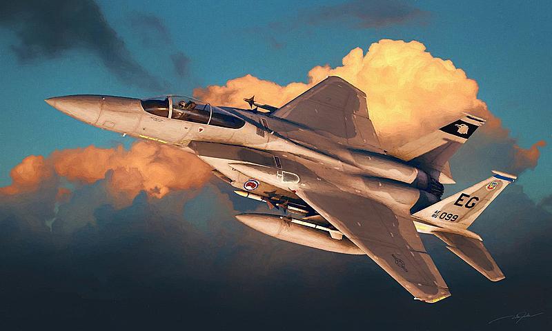 Click image for larger version.  Name:F-15C_Eagle_DGpainting_ArtRage3.jpg Views:27 Size:165.0 KB ID:99024