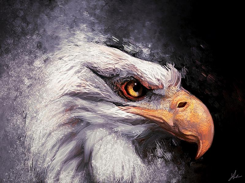 Click image for larger version.  Name:Eagle Finished.jpg Views:132 Size:488.6 KB ID:97019