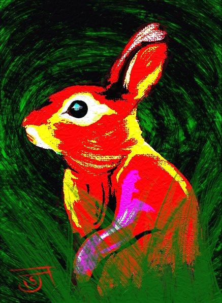 Name:  Psychedelic Rabbit.jpg Views: 650 Size:  89.6 KB