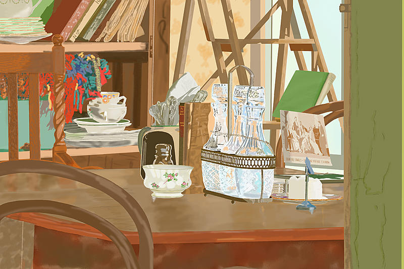 Click image for larger version.  Name:Interior, Dome tearoom.jpg Views:15 Size:308.5 KB ID:98560