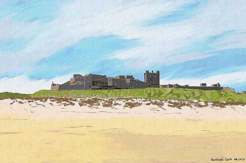 Click image for larger version.  Name:Bamburgh Castle.jpg Views:23 Size:420.4 KB ID:98252