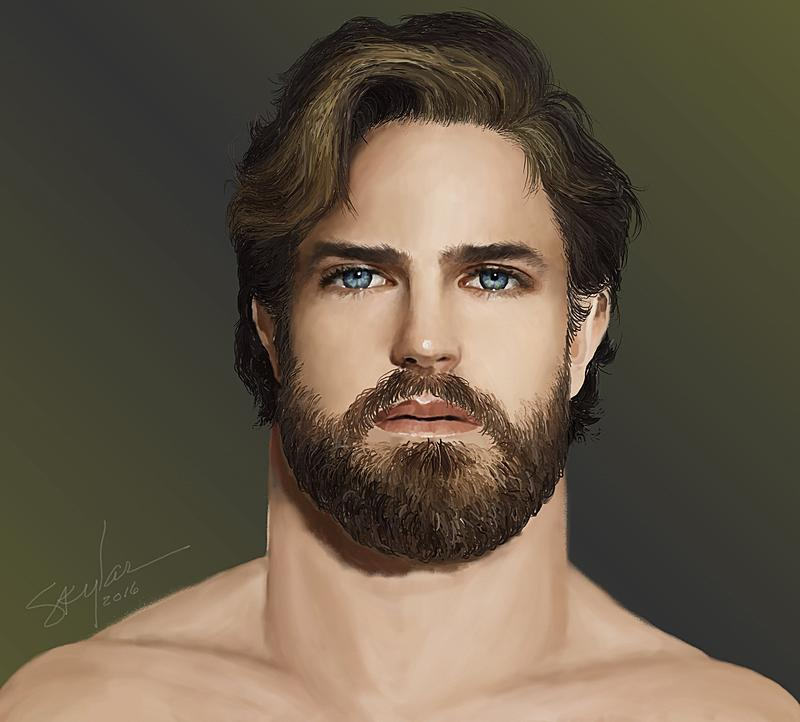Click image for larger version.  Name:Bearded Beau1-B.jpg Views:77 Size:183.8 KB ID:90803