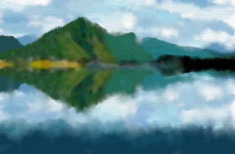 Click image for larger version.  Name:Evening Reflection  adj.jpg Views:58 Size:237.8 KB ID:100026
