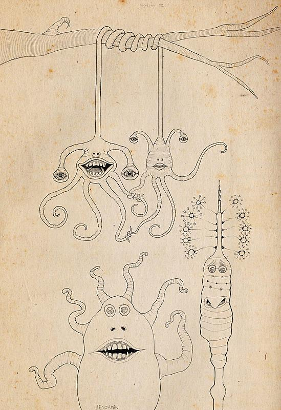 Click image for larger version.  Name:alien fauna - number one.jpg Views:128 Size:391.4 KB ID:88383
