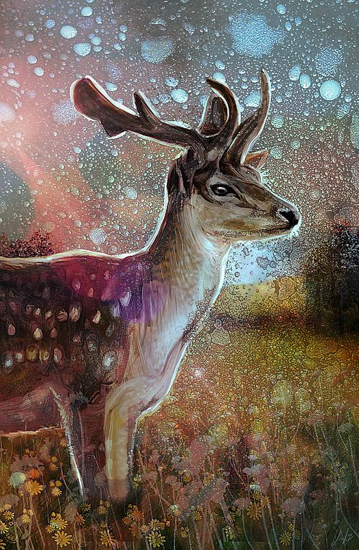 Click image for larger version.  Name:DeerFinished.jpg Views:66 Size:505.8 KB ID:98352