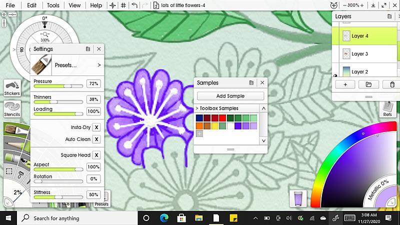 Click image for larger version.  Name:SharedScreenshotof ArtRageinClassicmode.jpg Views:57 Size:208.0 KB ID:100540