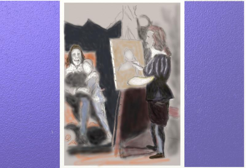 Click image for larger version.  Name:CHarles the 1 and his   son  in the studio of Van Dyke        starter  no 2             cpy   by.jpg Views:1 Size:99.4 KB ID:101546