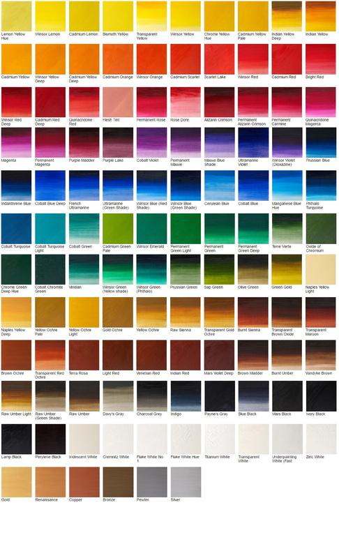 Click image for larger version.  Name:Bob Ross Color Palette.jpg Views:5045 Size:273.4 KB ID:90476