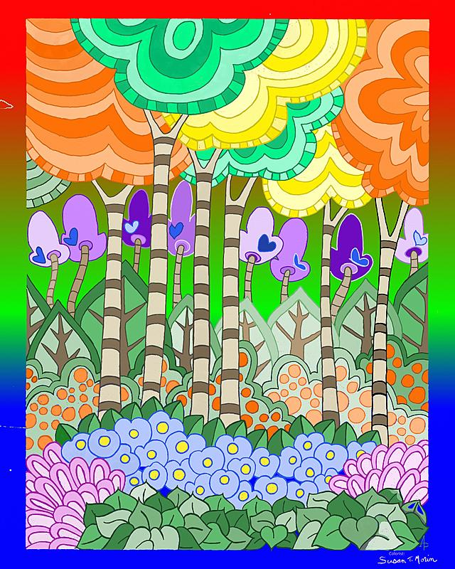Click image for larger version.  Name:Enchanted Forest 1.jpg Views:88 Size:419.0 KB ID:100469