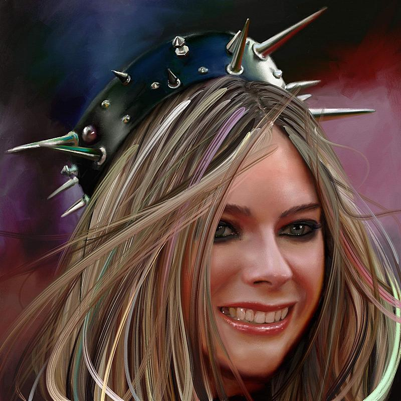 Click image for larger version.  Name:Avril Spikes.jpg Views:406 Size:485.5 KB ID:77880