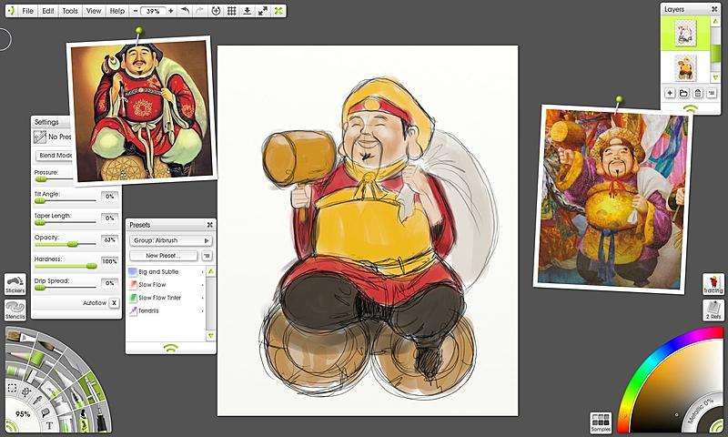 Click image for larger version.  Name:daik01-artrage.JPG Views:59 Size:227.0 KB ID:91715