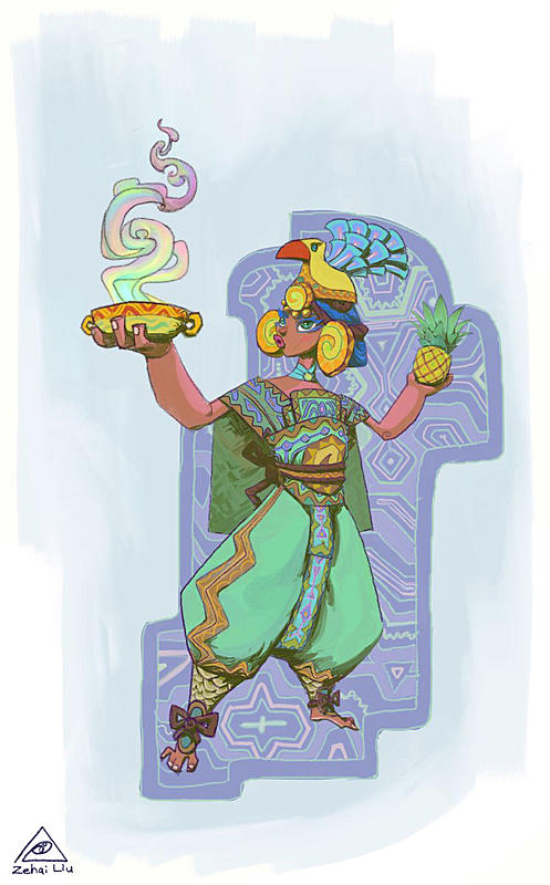 Click image for larger version.  Name:pineapple_shaman.jpg Views:27 Size:196.3 KB ID:95940