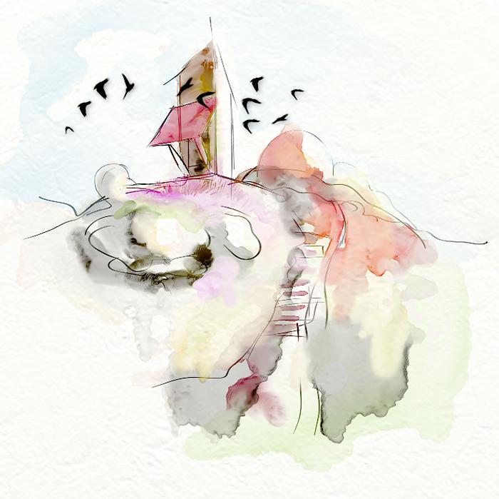 Name:  Latihan Watercolor 1st Painting.jpg Views: 1413 Size:  302.2 KB