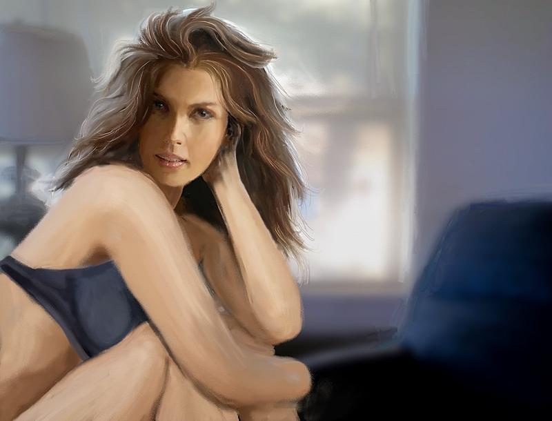 Click image for larger version.  Name:Beauty, Bed Hair.jpg Views:101 Size:218.7 KB ID:93659