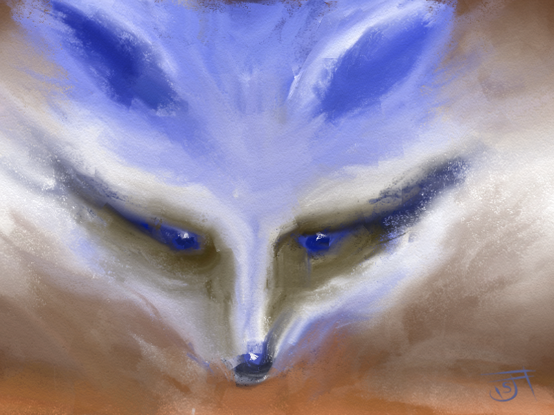 Click image for larger version.  Name:Blue fox.jpg Views:97 Size:52.5 KB ID:87379