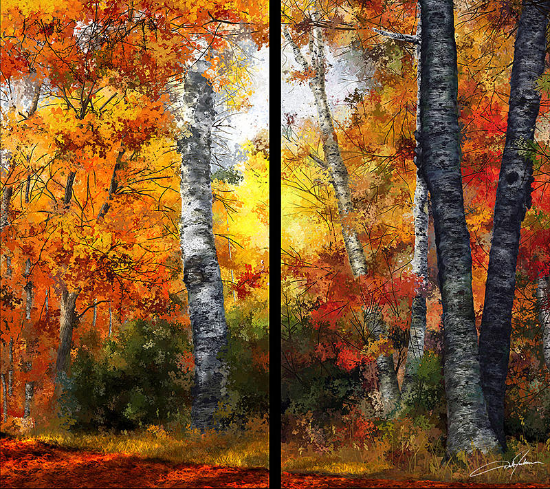 Click image for larger version.  Name:Autumn Gold 2 and 3.jpg Views:112 Size:346.2 KB ID:82351