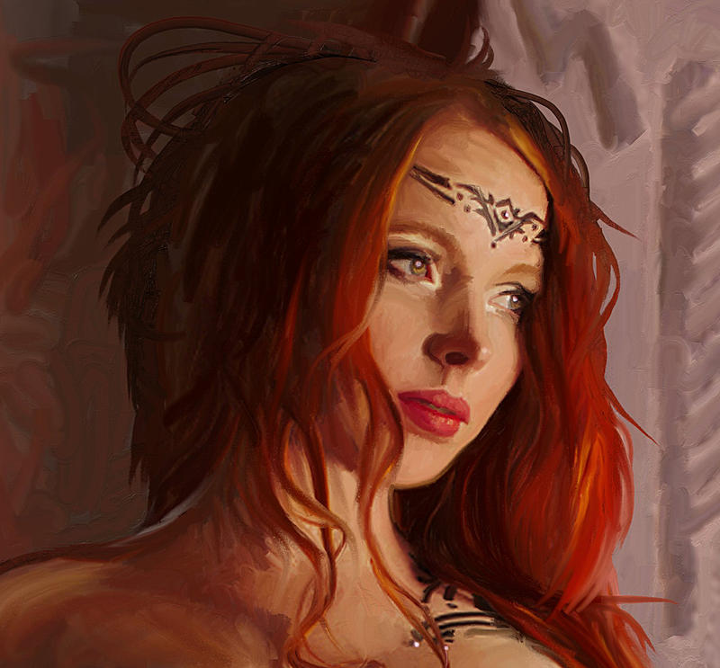 Click image for larger version.  Name:red sonya portrait.jpg Views:74 Size:244.9 KB ID:86182