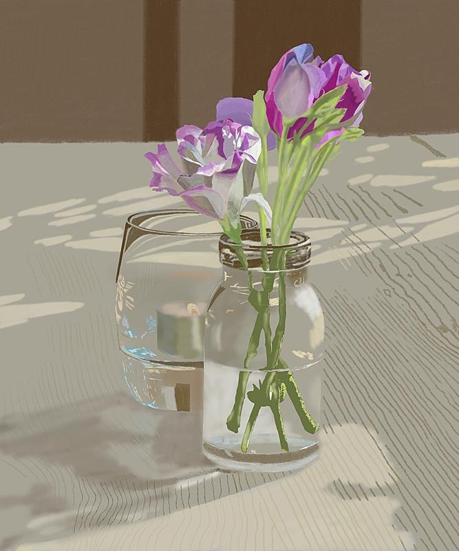 Click image for larger version.  Name:Still life - freesias.jpg Views:18 Size:191.4 KB ID:98559