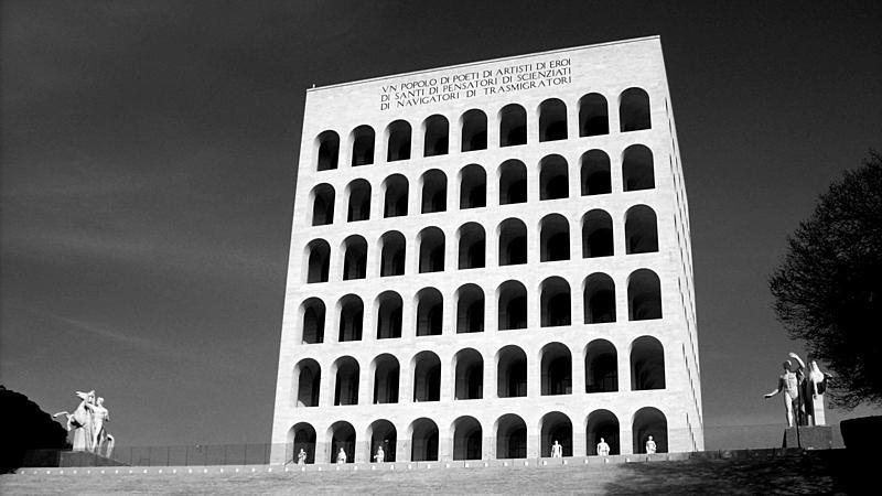 Click image for larger version.  Name:Roma_Palazzo_della_Civiltà_Italiana_BW.jpg Views:39 Size:184.4 KB ID:90059