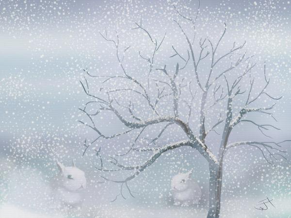 Name:  Snow bunnies.jpg Views: 100 Size:  52.8 KB