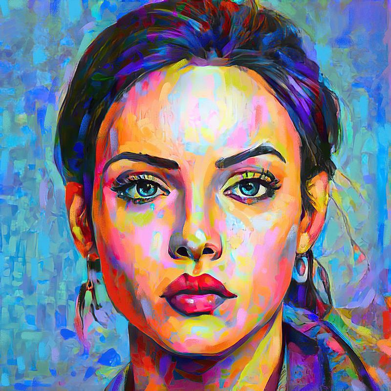 Click image for larger version.  Name:Artificial Intelligence Portrait 1 Artrage.jpg Views:29 Size:444.8 KB ID:99615