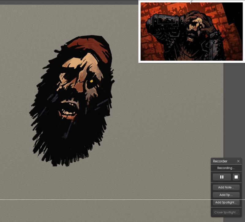 Click image for larger version.  Name:Darkest Brushes Example.jpg Views:2594 Size:113.1 KB ID:92664