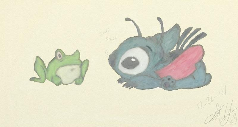 Click image for larger version.  Name:stitchandfrog.jpg Views:125 Size:101.5 KB ID:84869